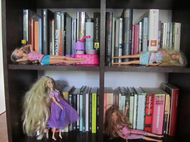 domek barbie