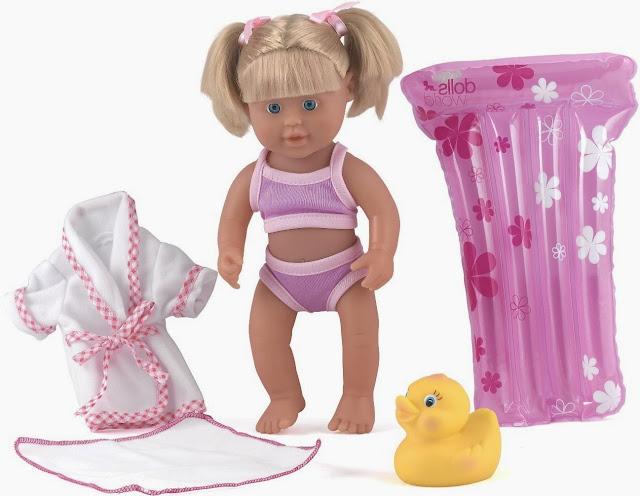 Dolls World Đi Biển Cùng Bé thật sinh động và đẹp mắt