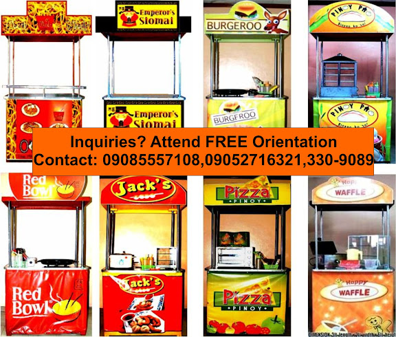franchise food cart business, food cart franchise