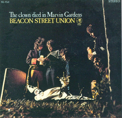 Beacon Street Union ~ 1968 ~ The Clown Died In Marvin Gardenz