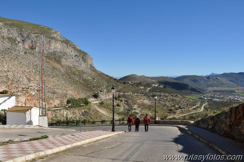 Castillo de la Estrella (Teba) - Tajo del Molino - Castillón de Peñarrubia