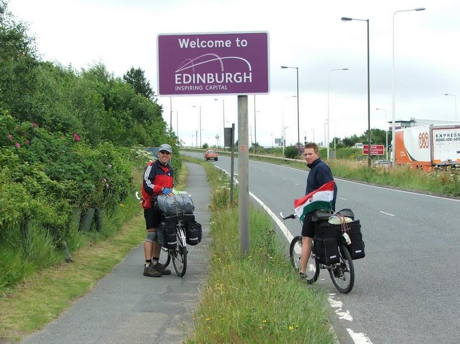 skót határok randi