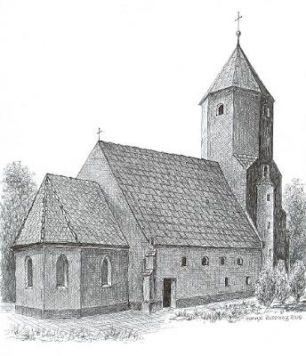 Kościół świętych Piotra i Pawła w Chobieni