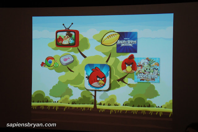 Engagement with Angry Birds fans via different channels is important.
