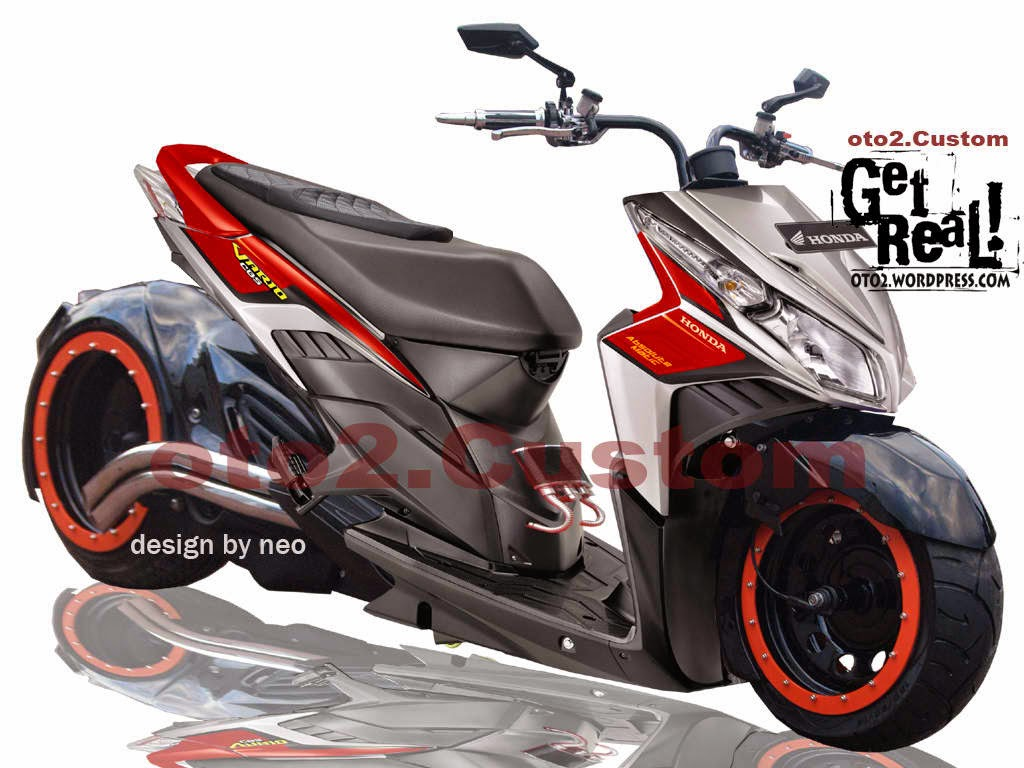 modifikasi honda beat 2012