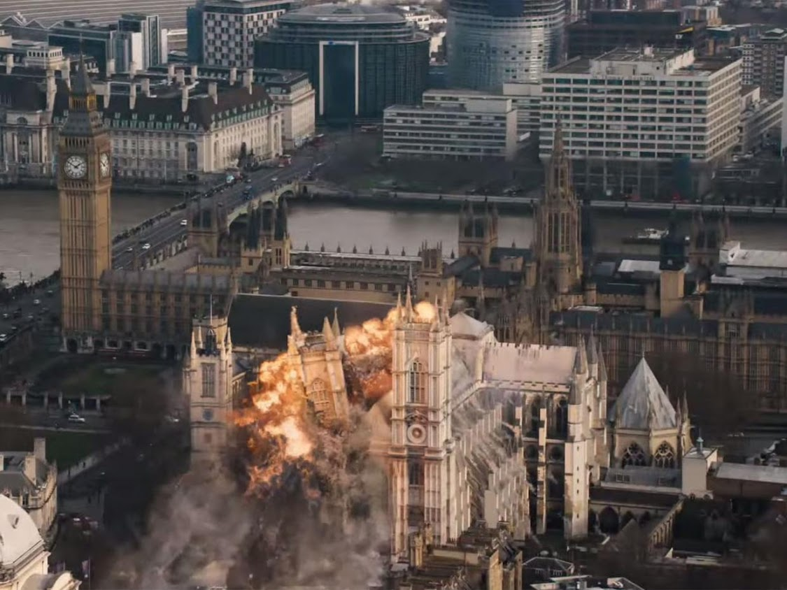 London Has Fallen Official Site