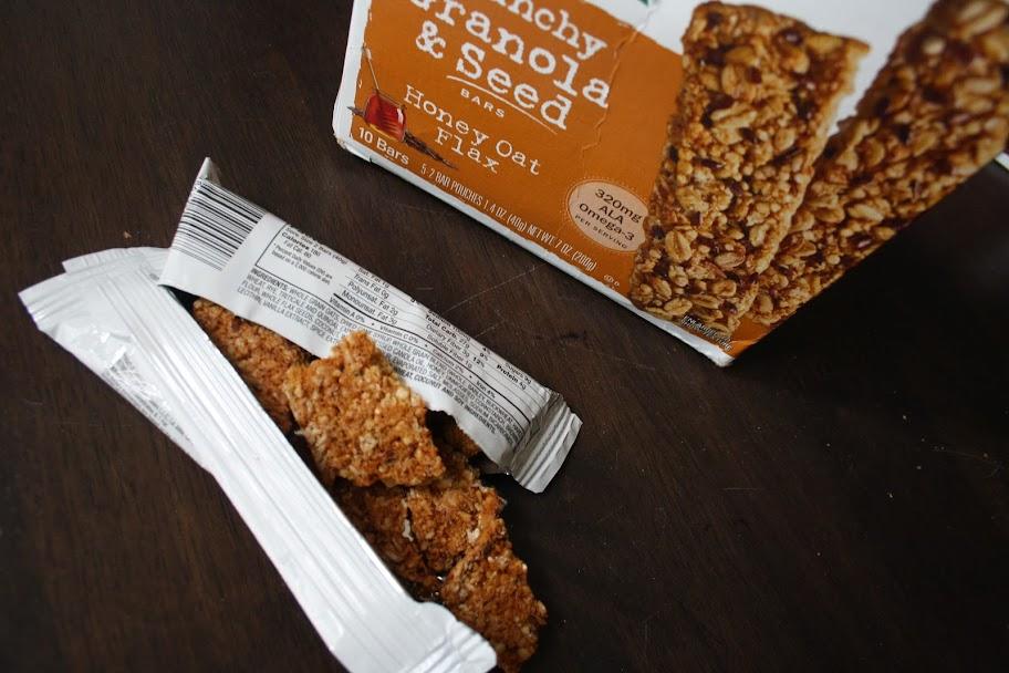 Kashi Crunchy Granola & Seed Bars