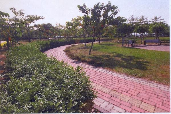西螺-由垃圾掩埋場變身為綠意盎然的環保公園