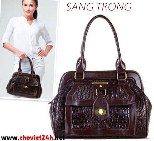 Túi xách thời trang Sophie Loulou - TL60RB