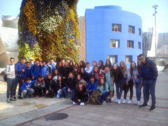 Visitamos el Museo Guggenheim