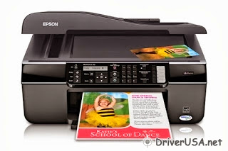 download Epson WorkForce 315 printer's driver