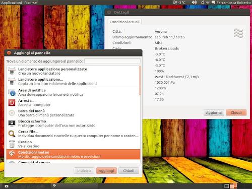 Gnome Classic su Ubuntu 12.04
