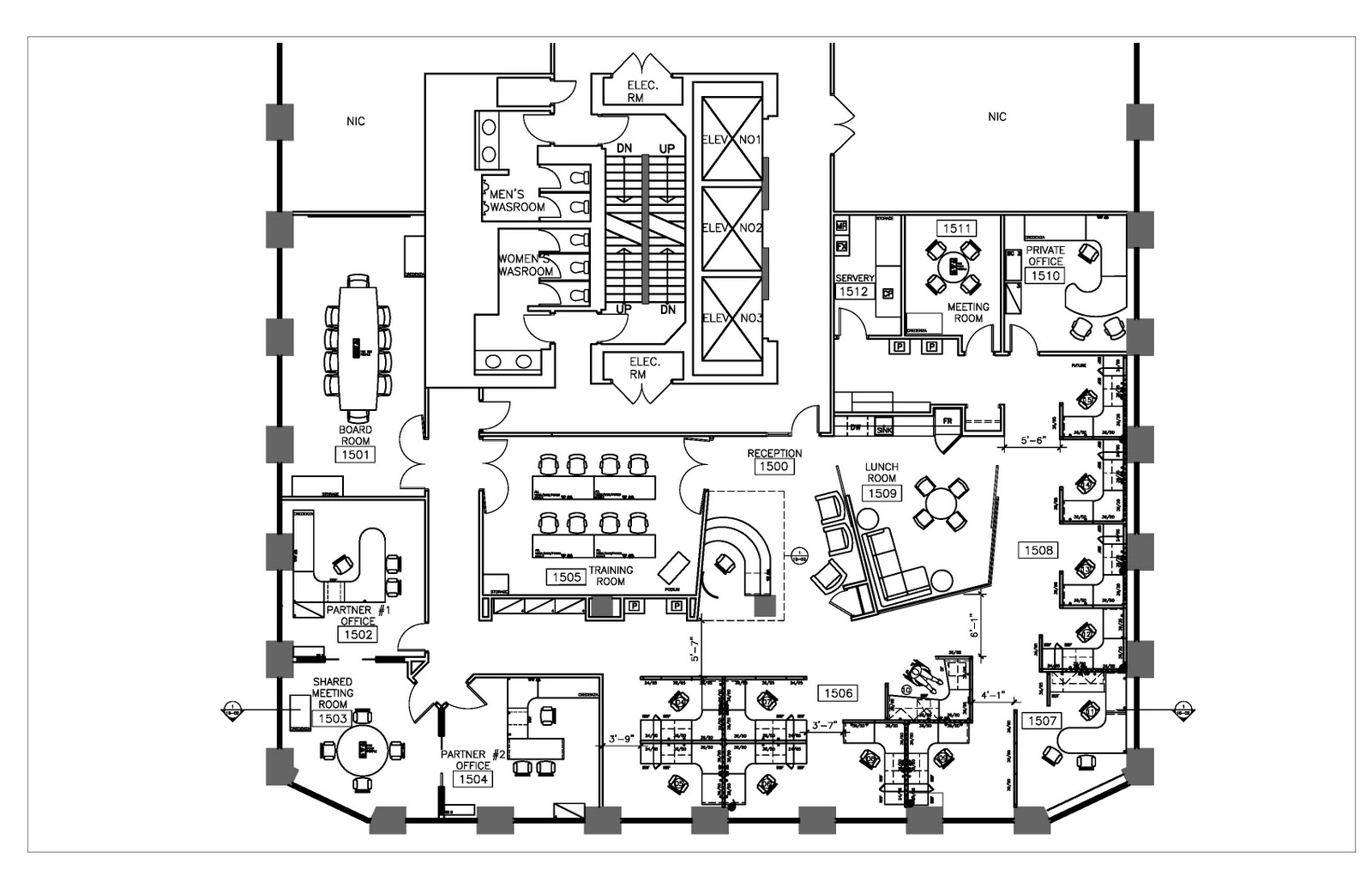 Office furniture floor plans pdf woodworking Free office layout planner