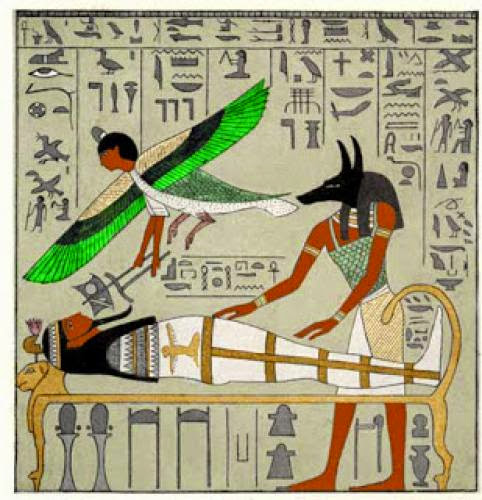 Ancient Egyptian Religion And Afterlife Part 22