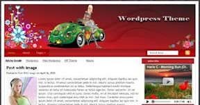 Free Wordpress Theme - GreenCarLust