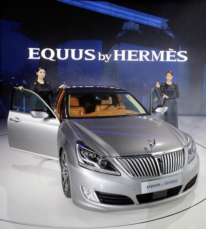 *HQUUS by Hermès:法國愛馬仕豪華版長型禮車! 6