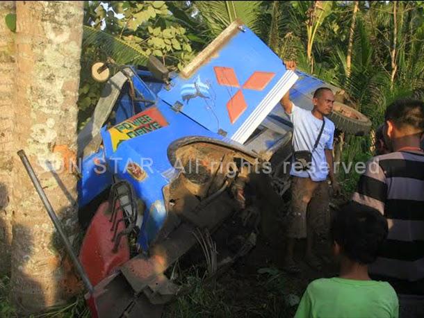 Lanao del Norte road mishap