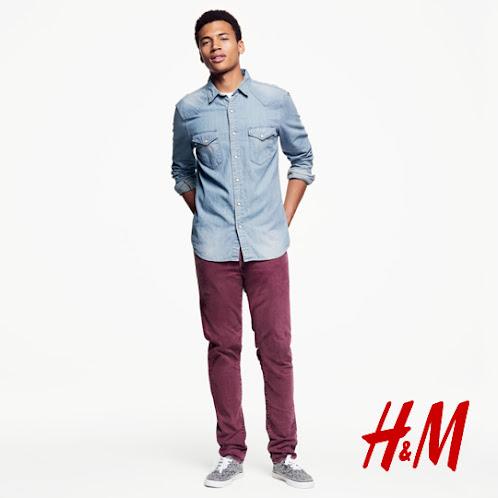 Phong Cách Thể Thao cho Teen Boy với lookbook H&M