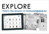 cerca de diaris a Europeana