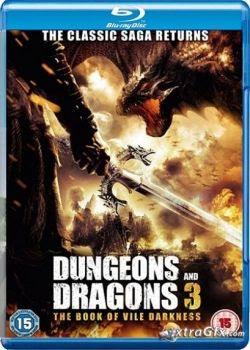 Download - Dungeons & Dragons - O Livro da Escuridão - Bluray 720p Dual Áudio
