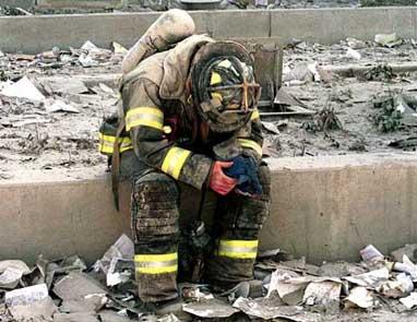 9-11 Firefighter