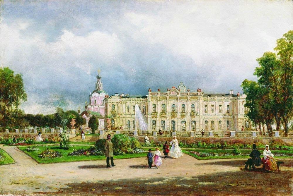 Alexey Bogolybov - Peter's Academy