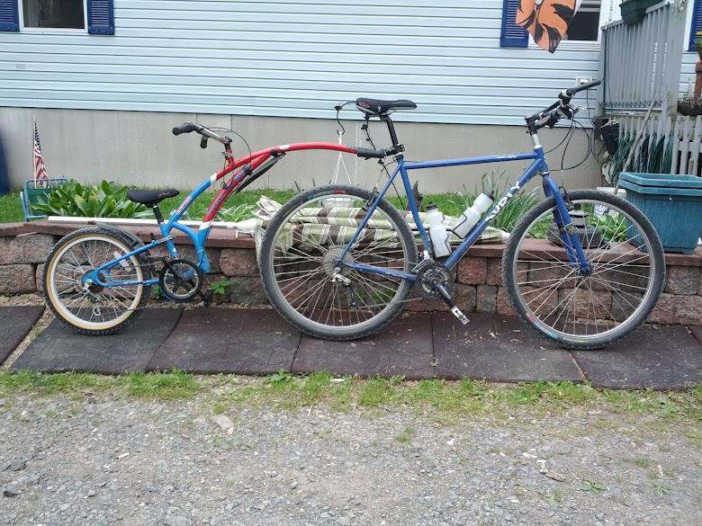Trail-a-bike