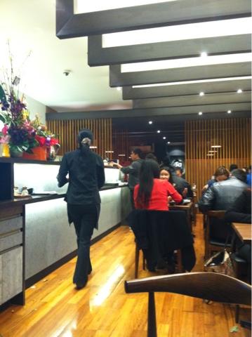 omnomalicious waya japanese restaurant. Black Bedroom Furniture Sets. Home Design Ideas
