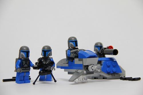 Boris Bricks Lego Star Wars 7914 Mandalorian Battle Pack Review