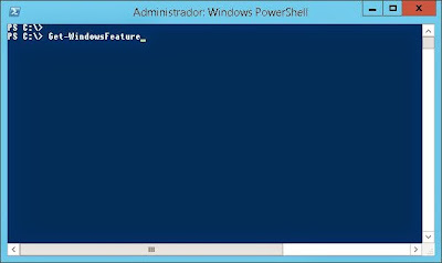 Instalar característica Experiencia de escritorio en Windows Server 2012 desde PowerShell