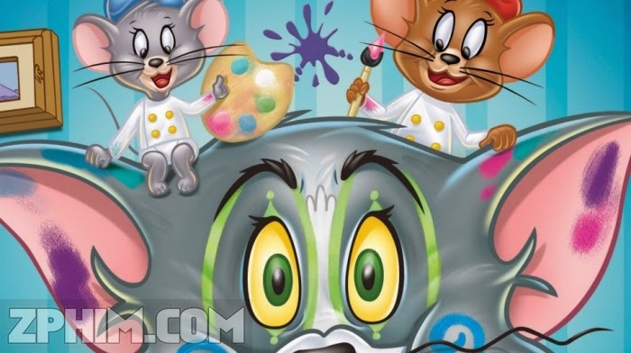 Ảnh trong phim Tom Và Jerry: Vấn Đề Về Chuột - Tom And Jerry: Mouse Trouble 1