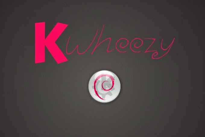 Disponible KWheezy 1.5