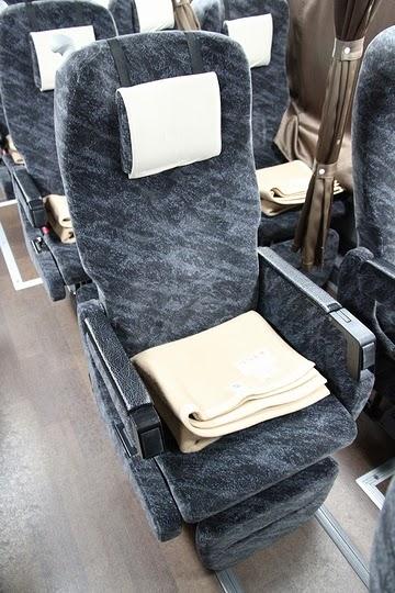 しずてつジャストライン「京都大阪ライナー」・653 シート