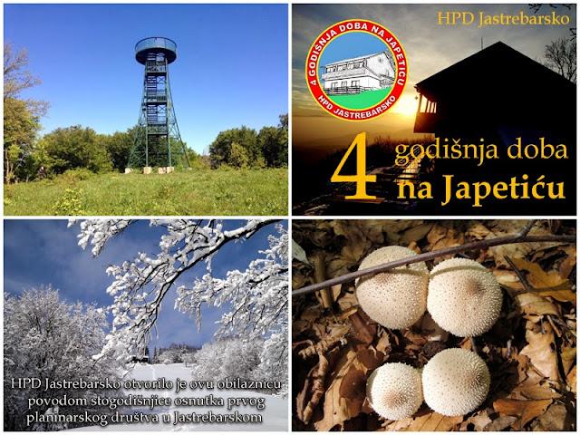 Četiri godišnja doba na Japetiću