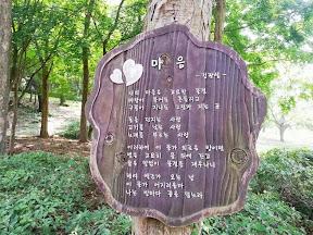 과천동물원 산림욕장 둘레길