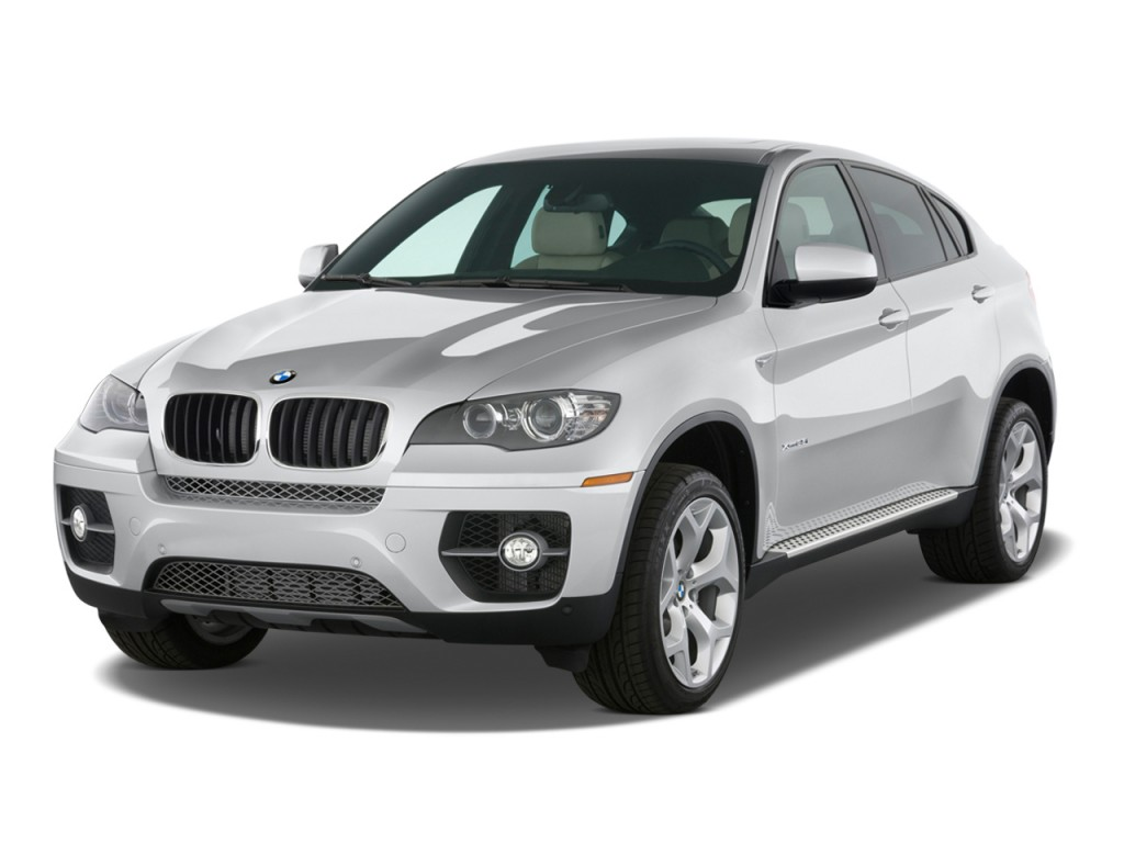 Bmw X6 2011 White Flowersferraris
