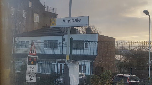 Ainsdale Station