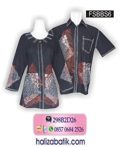 fashion batik modern, batik pasangan, toko baju online murah