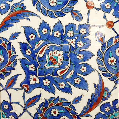 rustem pasha mosque tiles