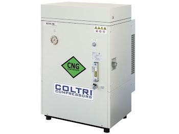AEROTECNICA COLTRI - kompresor CNG MCH10 (gaz ziemny, metan, biogaz)