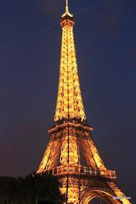 Álbum de fotos de Paris, França - Lua de Mel