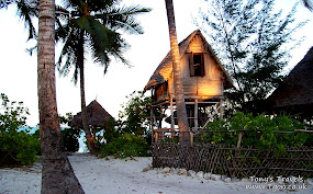 Hotel on Jambiani beach