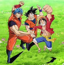 Đảo Hải Tặc (Phần Ngoại Truyện) - One Piece X Toriko & Dragon Ball Z poster