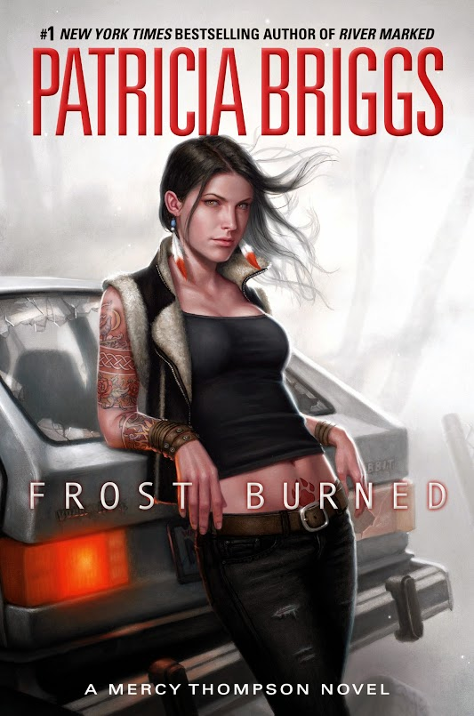 Book Review: Frost Burned (Mercedes Thompson, Book 7), By Patricia Briggs