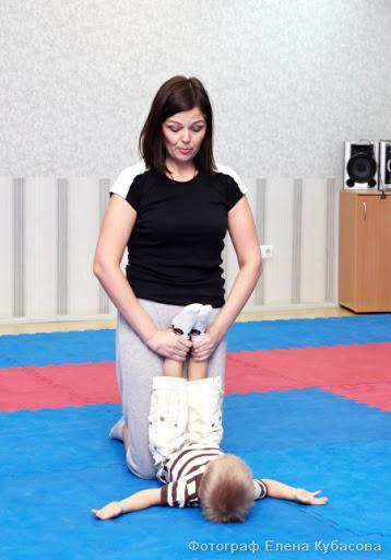 Мягкая школа для грудничков