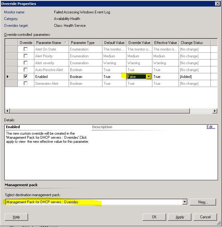 """Error Log: SCOM Admins: SCOM: """"Failed Accessing Windows Event Log"""" Error"""