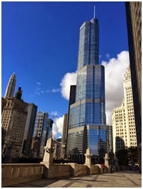 Chicago downtown free travel hacking