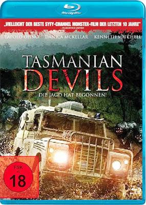 Filme Poster Demônios da Tasmânia BDRip XviD & RMVB Legendado
