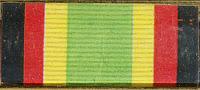 151z Medaille für treue Dienste in der Nationale Volksarmee für 5 Dienstjahre www.ddrmedailles.nl