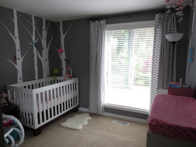 Brianne Madison Weaver Fairy Nursery
